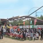 よみうりランド、「全国ご当地グルメ祭2012」を開催