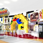 ナムコと東映が幕張に「東映ヒーローワールド」をオープン