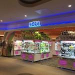 セガ「ららぽーと富士見店」「セガ ソニック鉄道」同時オープン