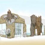東武動物公園「ヒグマの森」が16年春にリニューアルオープン