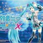 東京JP「初音ミク-Project DIVA-X」とのコラボイベントを開催
