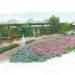 東武動物公園に果樹と花木の新エリア「パレットガーデン」が誕生