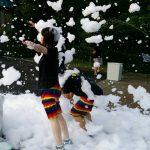 那須ハイランドパーク「大人の泡まつり」とコスプレ&痛車イベントを開催