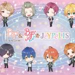 東京JP「ボーイフレンド(仮)プロジェクト」とコラボレーション