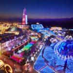 ハウステンボス「光の王国」が「日本三大イルミネーション」に認定